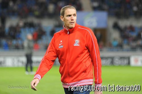 Damien Ott, entraîneur de Colmar