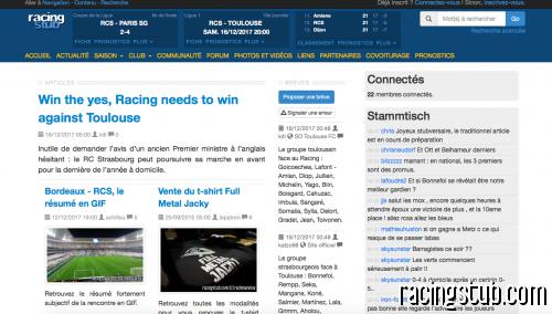 racingstub.com le 16/12/2017