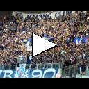 Le Kop lors du match RCS - Amiens
