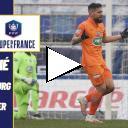 Résumé de Racing - Montpellier (0-2)
