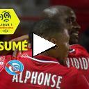 Dijon FCO - RC Strasbourg ( 1-0 ) - Résumé - (DFCO - RCS) / 2019-20