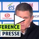 Conférence de presse RC STRASBOURG - AS MONACO (1-0) / 2020-2021