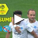 Olympique de Marseille - RC Strasbourg (2-0) - Résumé - (OM - RCS) / 2019-20
