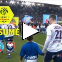 RC Strasbourg  - SM Caen ( 2-2 ) - Résumé - (RCS - SMC) / 2018-19