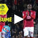 Nîmes Olympique - RC Strasbourg ( 2-2 ) - Résumé - (NIMES - RCS) / 2018-19