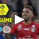 RC Strasbourg - Montpellier Hérault SC ( 1-3 ) - Résumé - (RCS - MHSC) / 2018-19