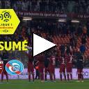 FC Metz - RC Strasbourg ( 1-0 ) - Résumé - (FCM - RCS) / 2019-20