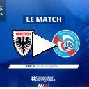 FC Aarau-Racing (match amical) : 0-2