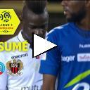 RC Strasbourg - OGC Nice ( 1-1 ) - Résumé - (RCS - OGCN) / 2017-18
