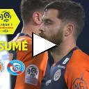 Montpellier Hérault SC - RC Strasbourg ( 3-0 ) - Résumé - (MHSC - RCS) / 2019-20