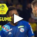 FC Nantes - RC Strasbourg ( 0-1 ) - Résumé - (FCN - RCS) / 2018-19