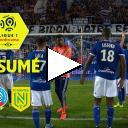 RC Strasbourg - FC Nantes ( 2-1 ) - Résumé - (RCS - FCN) / 2019-20