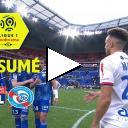 Olympique Lyonnais - RC Strasbourg ( 1-1 ) - Résumé - (OL - RCS) / 2019-20
