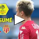 RC Strasbourg - AS Monaco ( 2-2 ) - Résumé - (RCS - ASM) / 2019-20