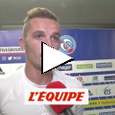 Liénard «Très important de gagner ce match» - Foot - L1 - Strasbourg