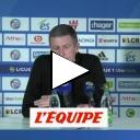 « Face à Monaco, c'est jouissif », savoure Thierry Laurey - Foot - L1 - Strasbourg
